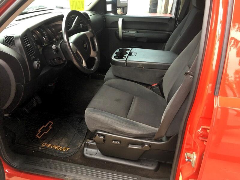 2009 Chevrolet Silverado 1500 1LT Crew Cab 2WD