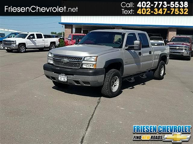 2005 Chevrolet Silverado 2500HD LS Crew Cab Long Bed 4WD