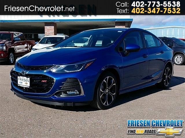 2019 Chevrolet Cruze LT Auto