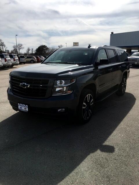2019 Chevrolet Suburban Premier 4WD