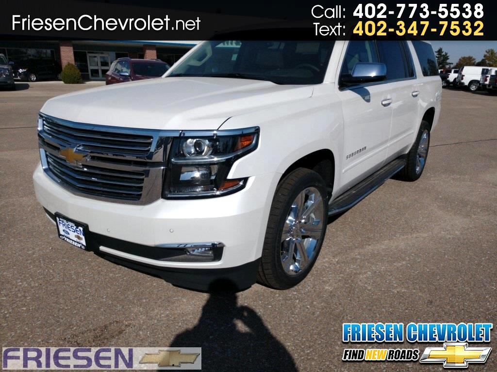 2020 Chevrolet Suburban Premier 4WD