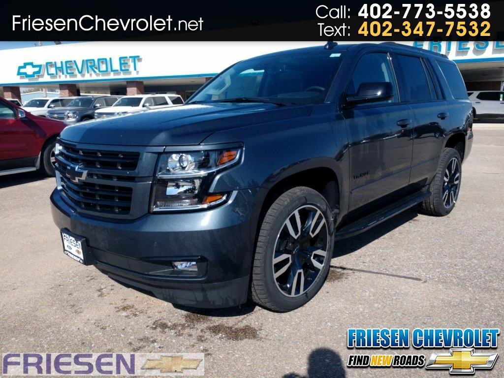 2020 Chevrolet Tahoe Premier 4WD