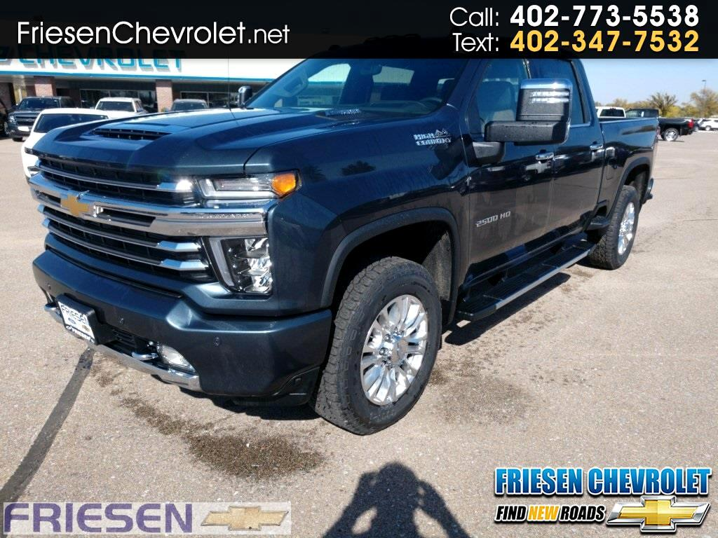 2020 Chevrolet Silverado 2500HD High Country Crew Cab Long Box 4WD