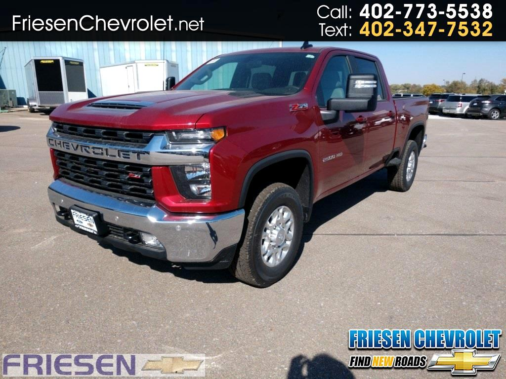2020 Chevrolet Silverado 2500HD LT Crew Cab Long Box 4WD