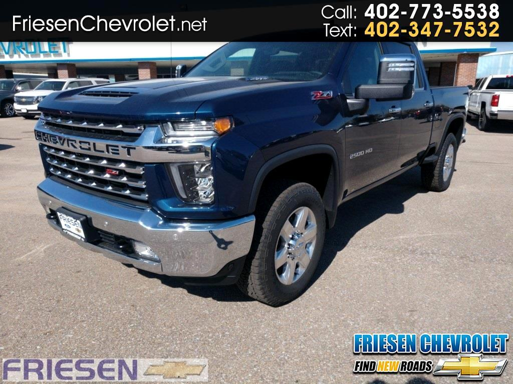 2020 Chevrolet Silverado 2500HD LTZ Crew Cab Long Box 4WD