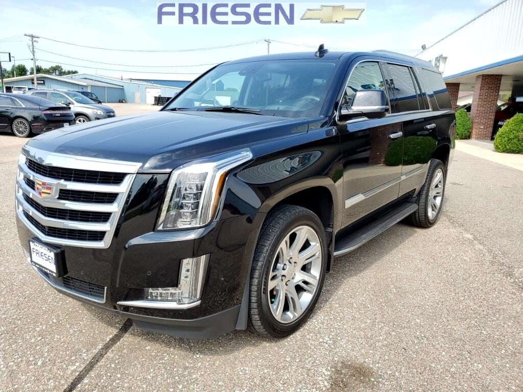 Cadillac Escalade Premium Luxury AWD 2020