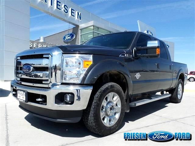 2016 Ford F-250 SD Lariat SuperCrew