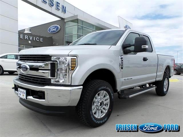 2018 Ford F-250 SD XLT