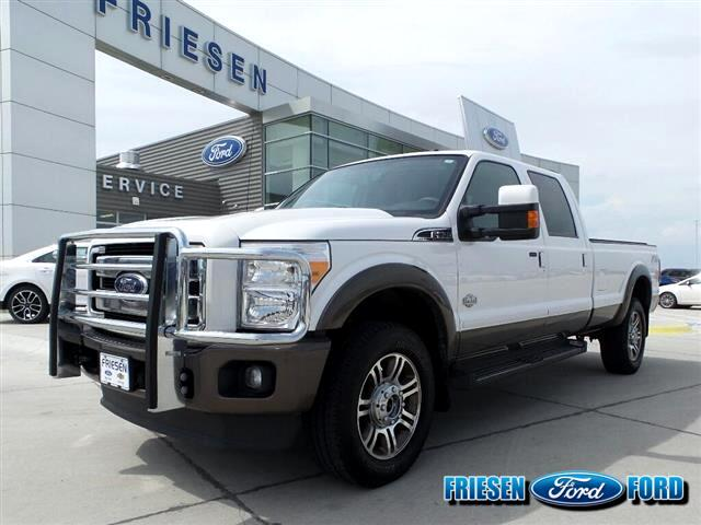 2015 Ford F-350 SD King Ranch Crew