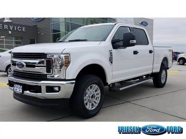 2018 Ford F-250 SD XLT Crew