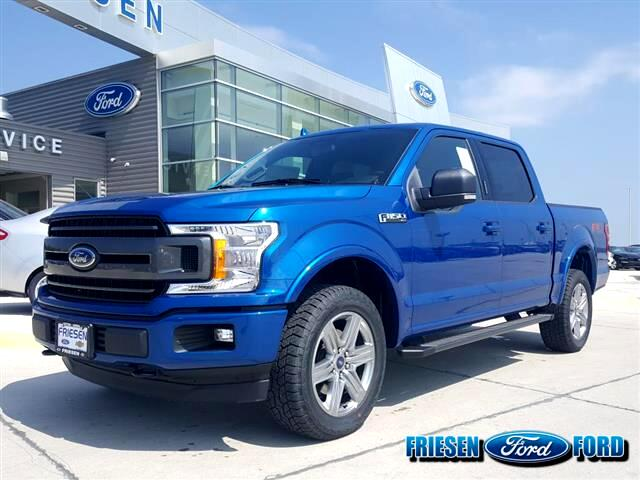2018 Ford F-150 XLT Sport SuperCrew