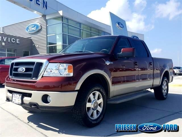 2007 Ford F-150 King Ranch Crew