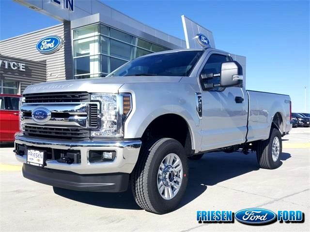 2019 Ford F-250 SD XLT Regular Cab