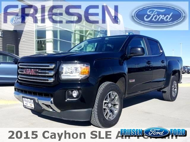 2015 GMC Canyon SLE1