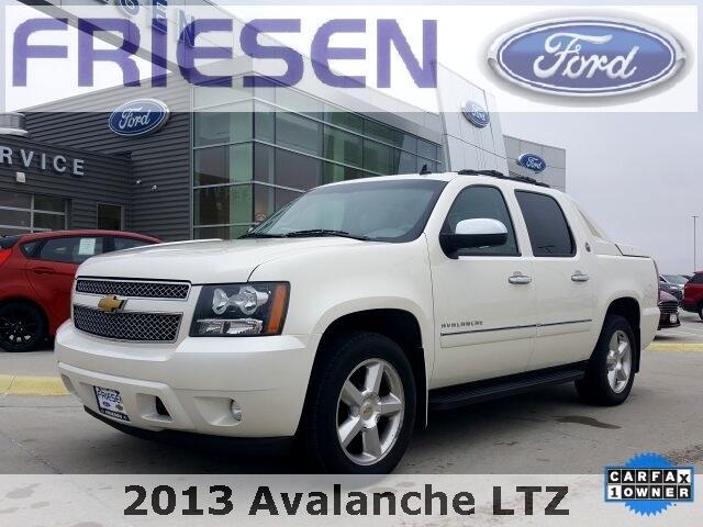 2013 Chevrolet Avalanche LTZ