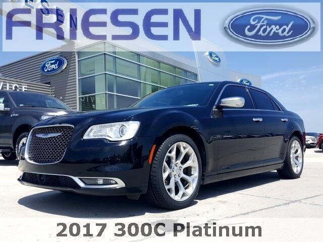 2017 Chrysler 300 Platinum