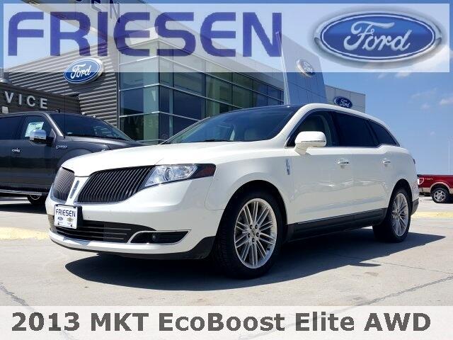 2013 Lincoln MKT EcoBoost