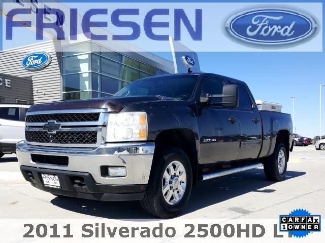 Chevrolet Silverado 2500HD  2011