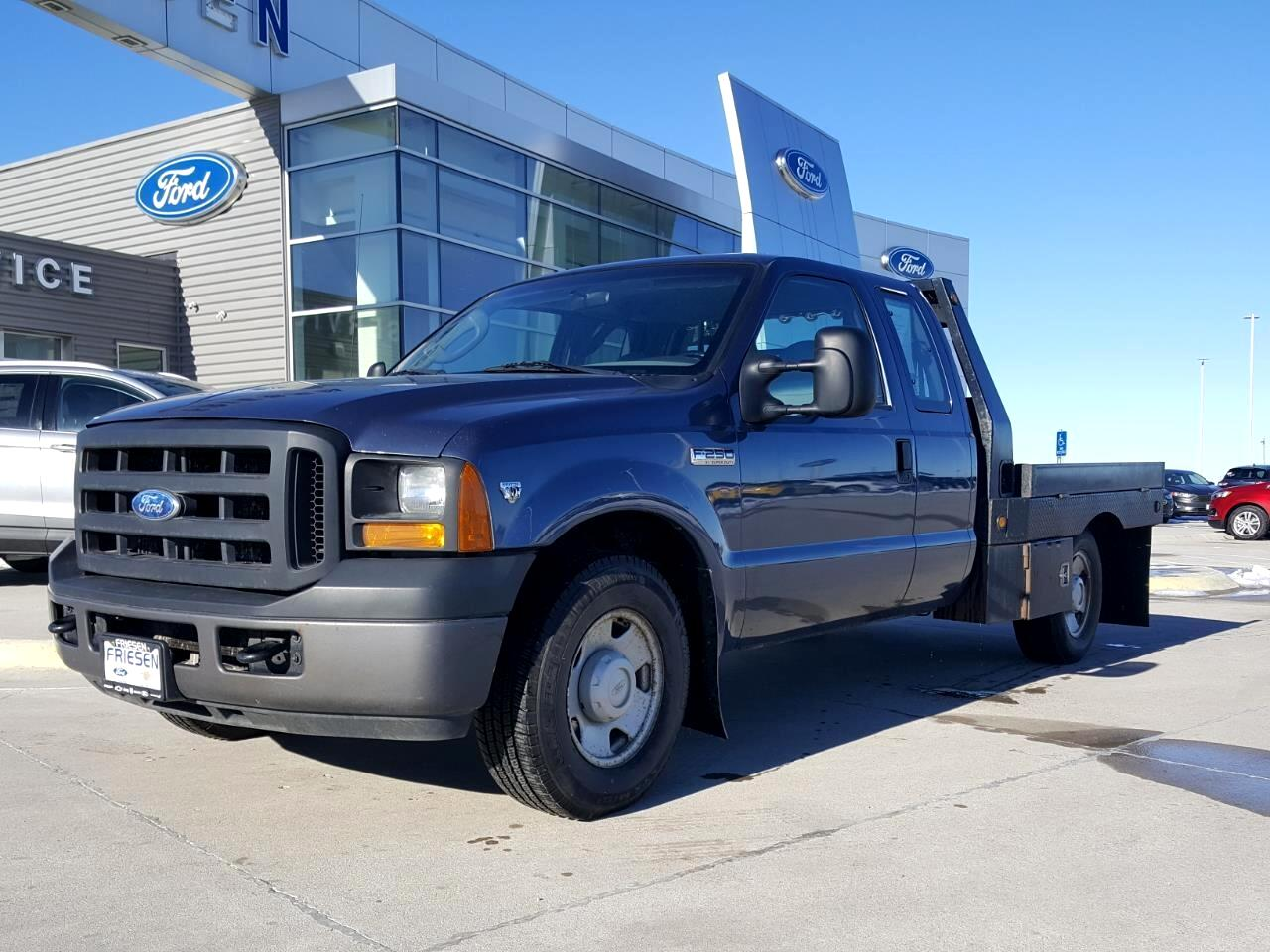 Ford F-250 SD XL SuperCab 2WD 2007