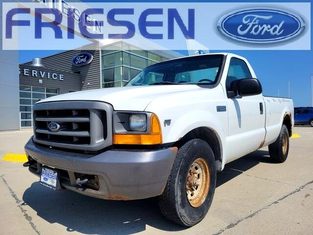 Ford F-250 SD  2001