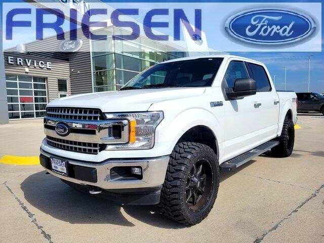 Ford F-150 King Ranch 4WD SuperCrew 5.5' Box 2019