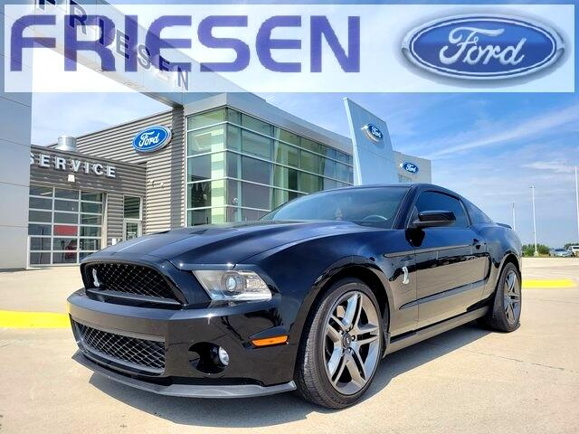 Ford Mustang 2dr Cpe Shelby GT500 2010