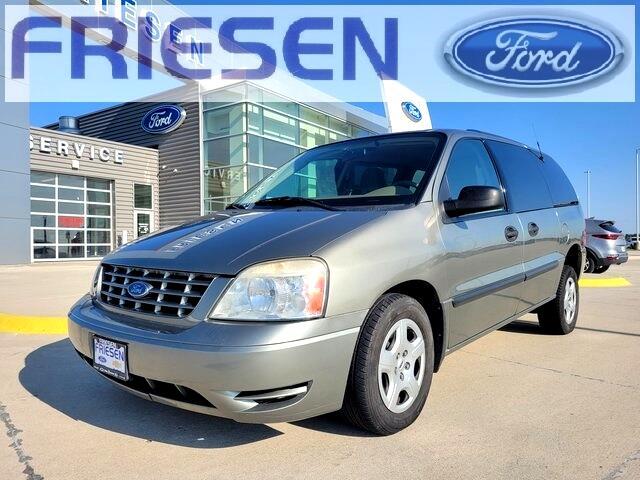 Ford Freestar Wagon 4dr SE 2004