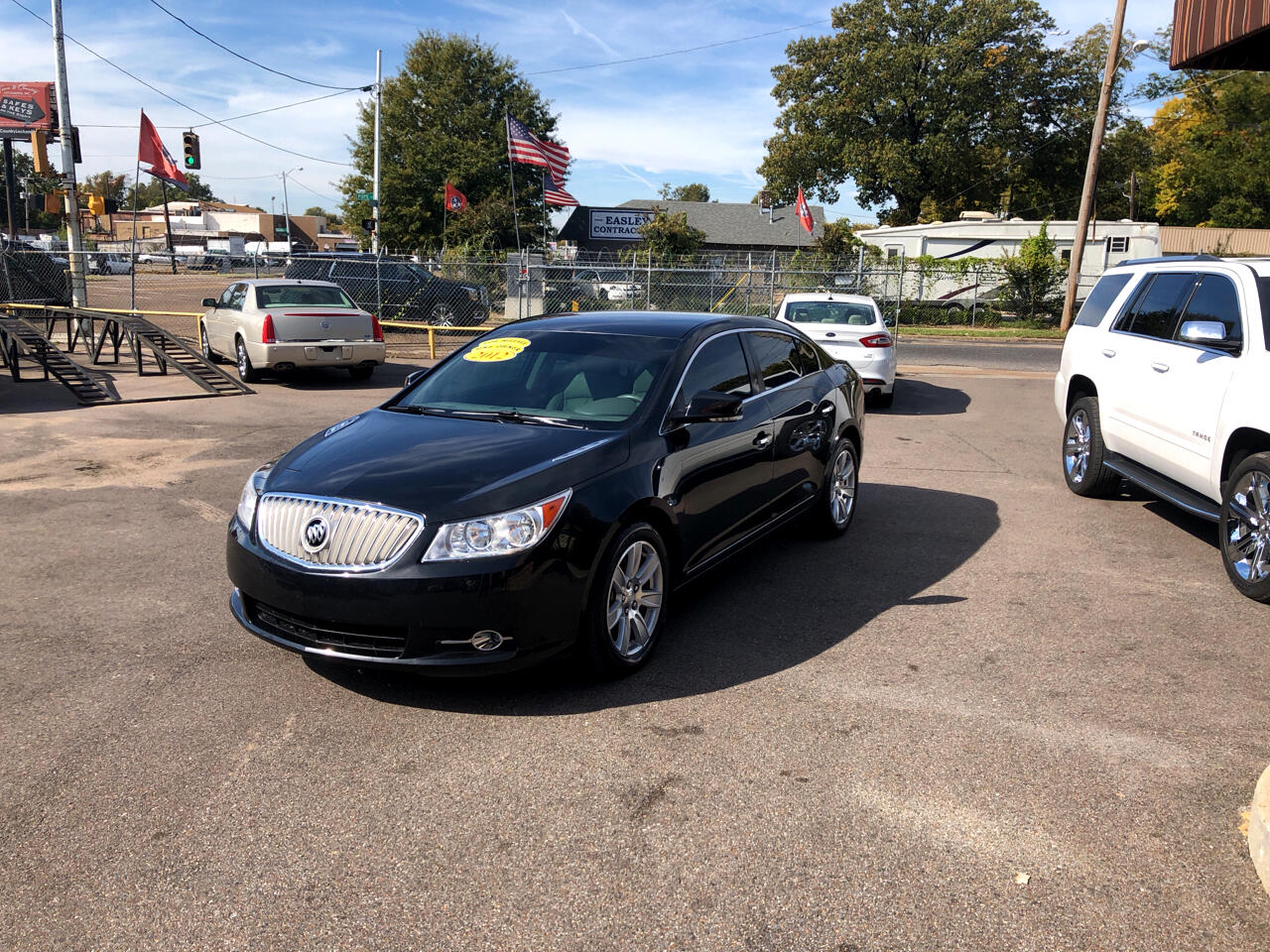 2012 Buick LaCrosse 4dr Sdn Leather FWD