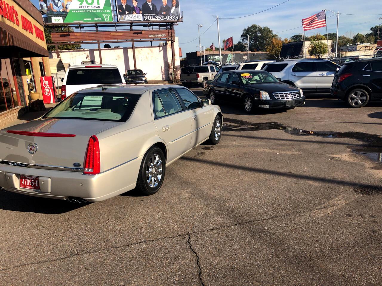 2008 Cadillac DTS 4dr Sdn w/1SB