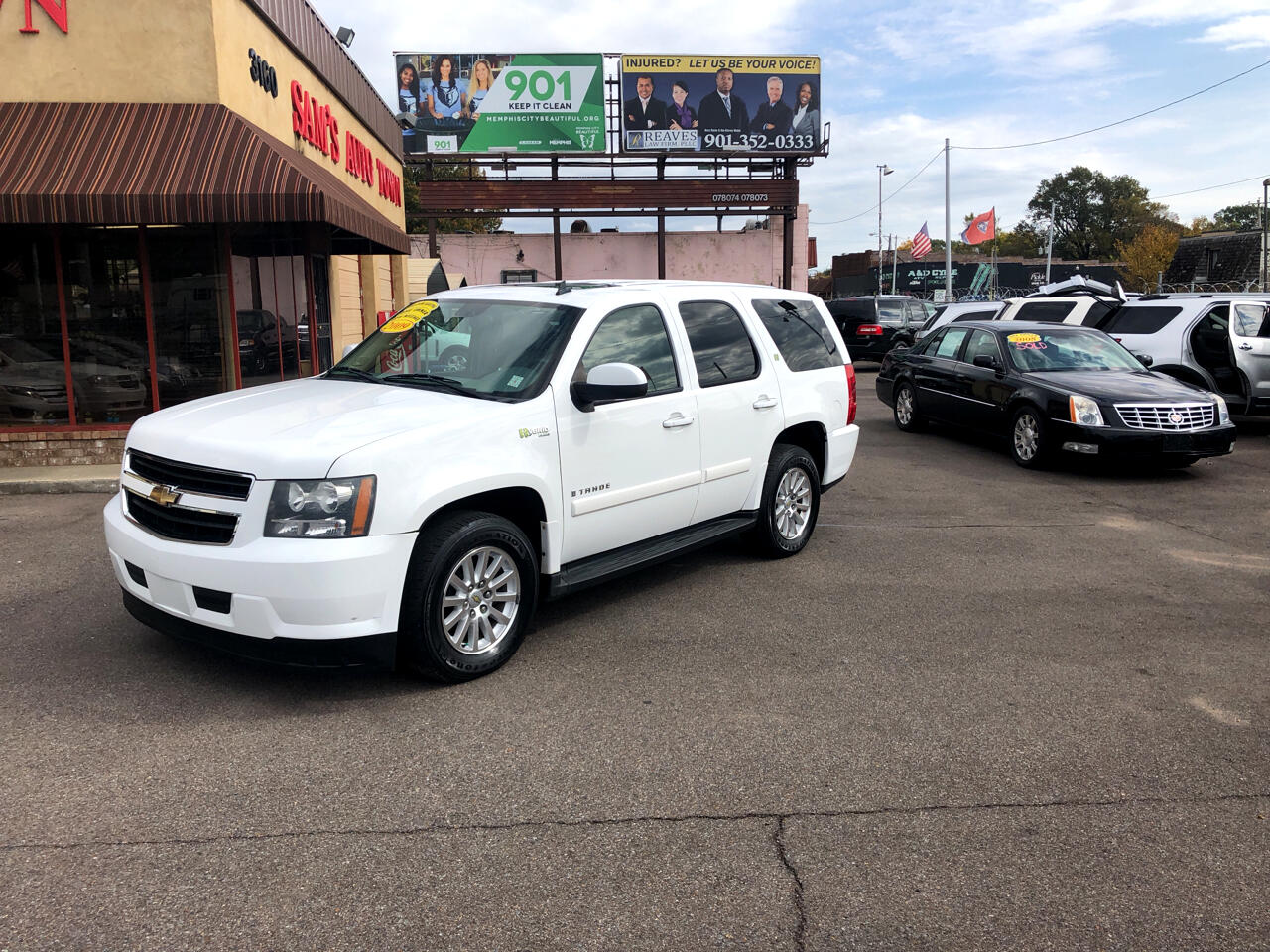 2009 Chevrolet Tahoe Hybrid 2WD 4dr