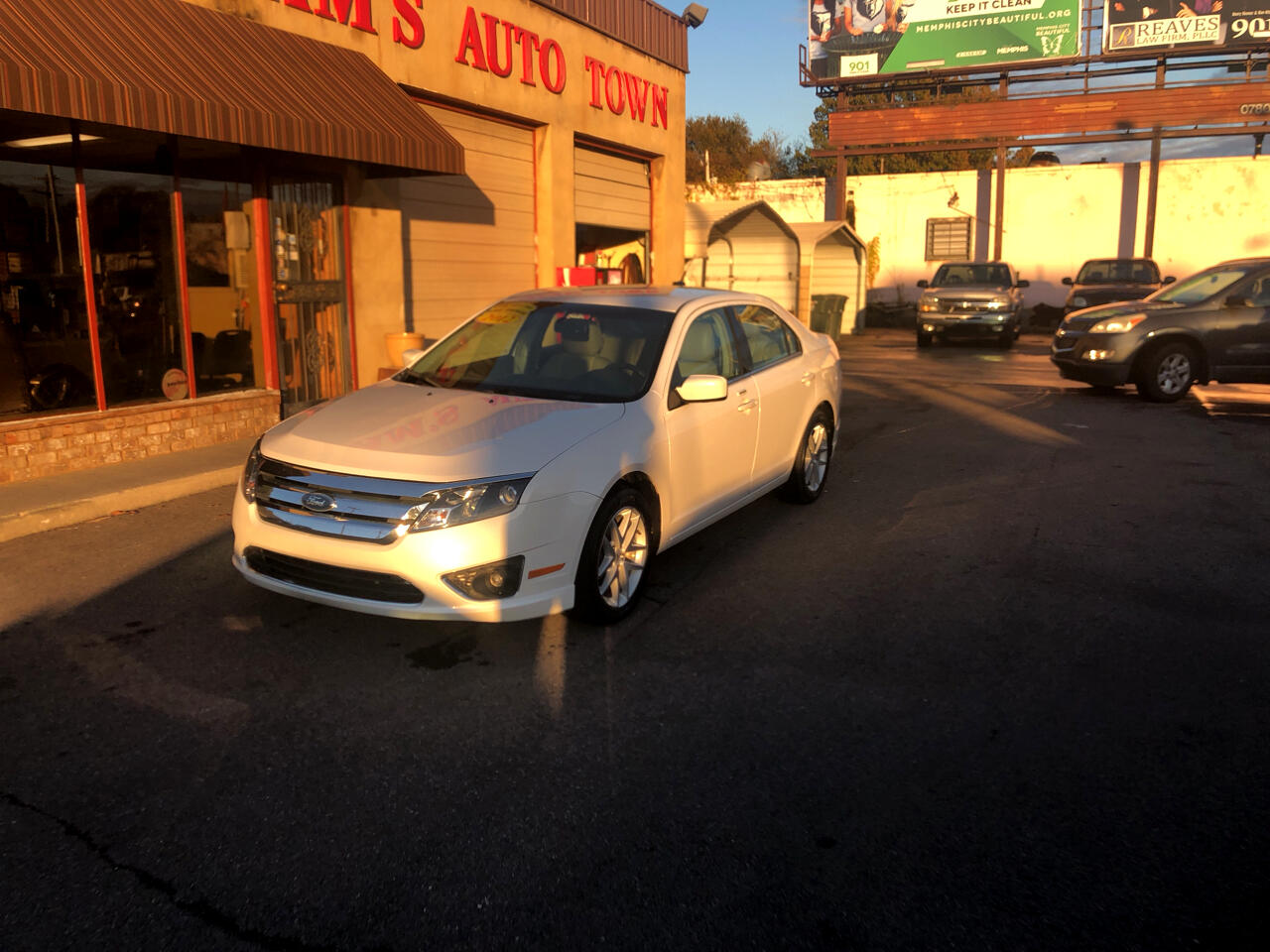 2012 Ford Fusion 4dr Sdn SEL FWD