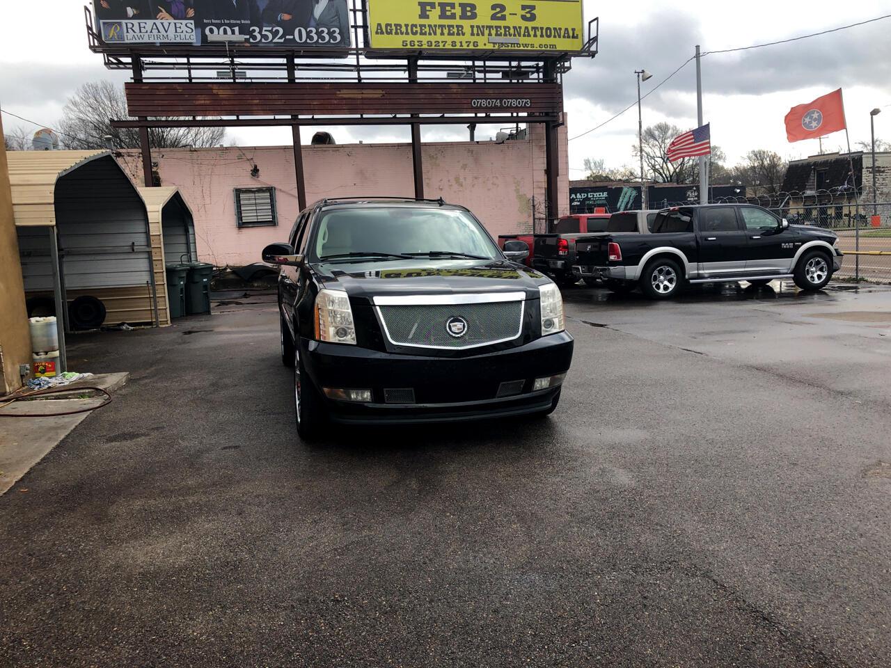 2008 Cadillac Escalade ESV 2WD 4dr Platinum