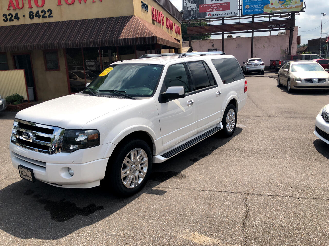 2012 Ford Expedition EL 2WD 4dr Limited