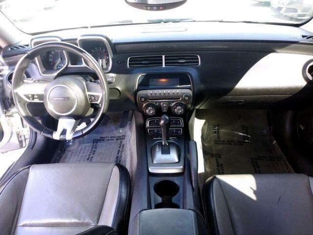 2010 Chevrolet Camaro 2SS Coupe