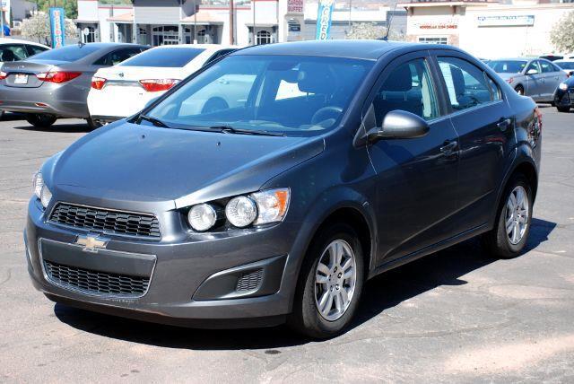 2013 Chevrolet Sonic LT Manual Sedan