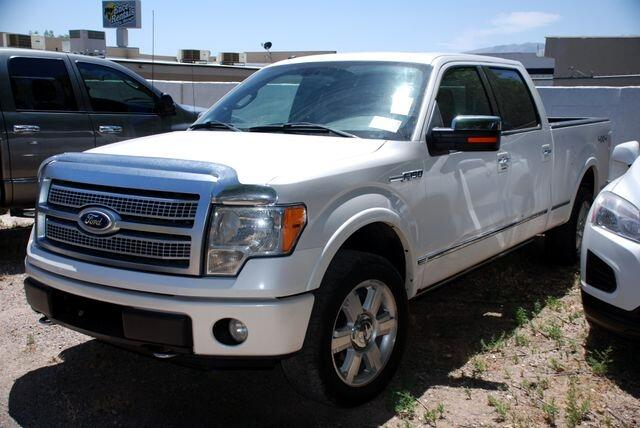 2010 Ford F-150 XL SuperCrew 6.5-ft. Bed 4WD
