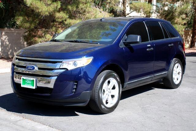 2011 Ford Edge 4dr SE AWD
