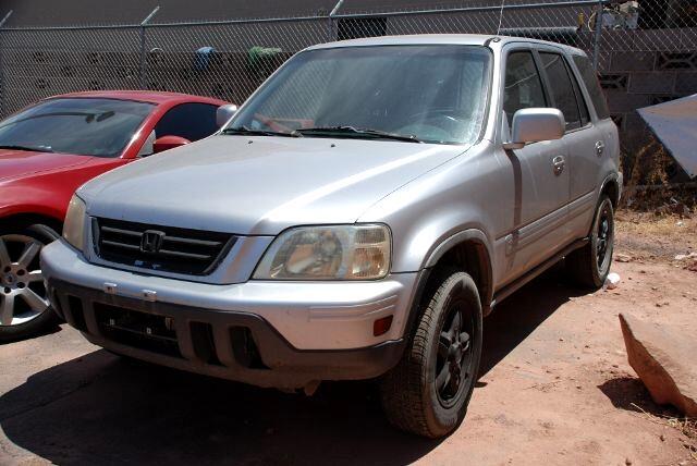 2001 Honda CR-V 4WD SE Auto