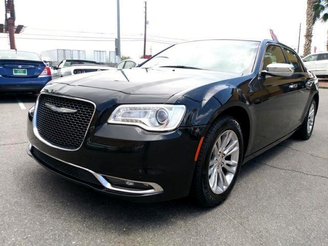 2016 Chrysler 300 C RWD