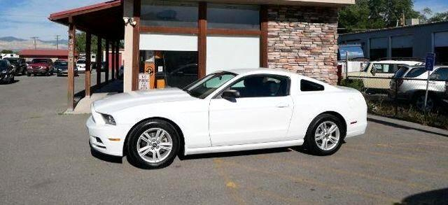 Ford Mustang V6 Coupe 2014