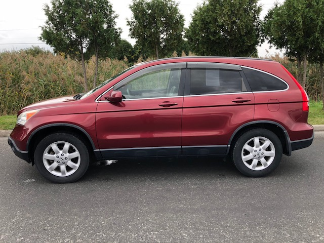 2007 Honda CR-V EX-L 4WD AT