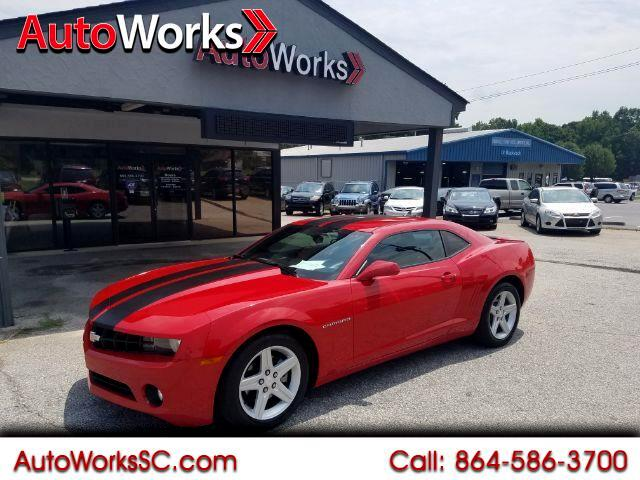 Chevrolet Camaro Coupe 1LT 2012