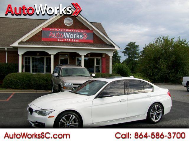 BMW 3-Series 335i Sedan 2013