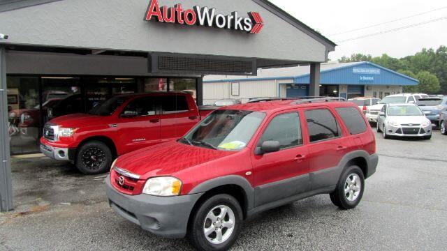 Mazda Tribute i 2WD 4-spd AT 2006