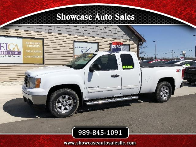 2007 GMC Sierra 1500 Work Truck Ext. Cab Short Box 4WD