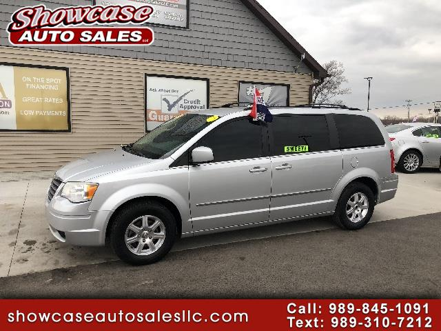 used 2009 chrysler town country touring for sale in chesaning mi 48616 showcase auto sales. Black Bedroom Furniture Sets. Home Design Ideas