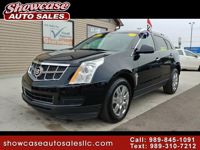 used 2011 cadillac srx luxury collection for sale in chesaning mi 48616 showcase auto sales. Black Bedroom Furniture Sets. Home Design Ideas