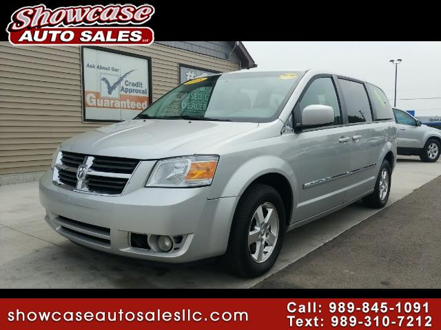 used 2008 dodge grand caravan sxt for sale in chesaning mi 48616 showcase auto sales. Black Bedroom Furniture Sets. Home Design Ideas