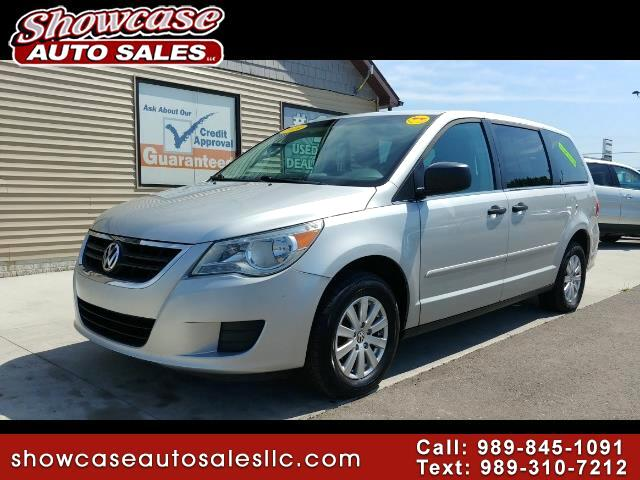 used 2009 volkswagen routan s rse for sale in chesaning mi 48616 showcase auto sales. Black Bedroom Furniture Sets. Home Design Ideas