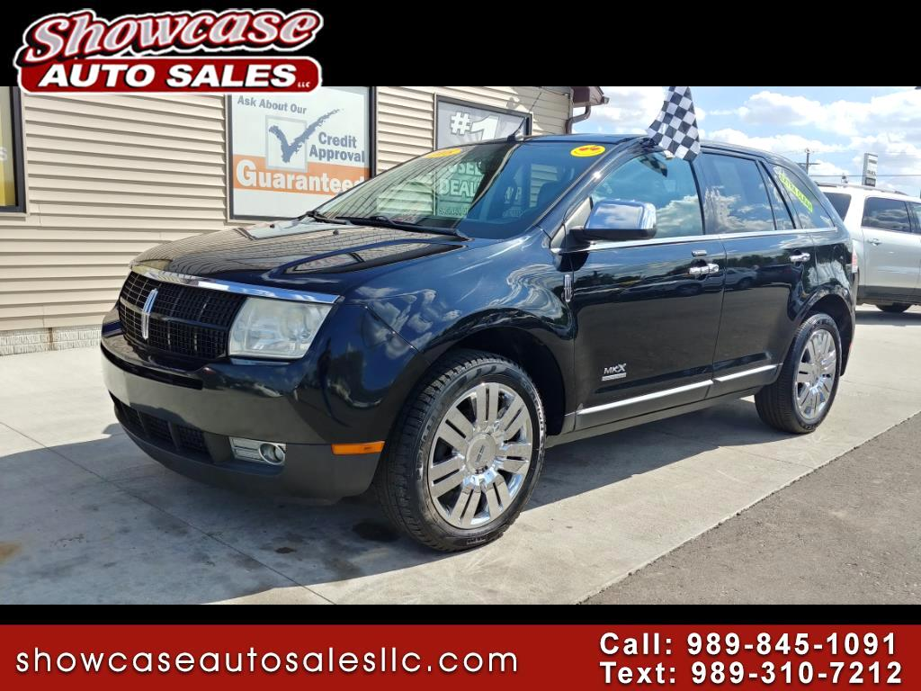 Used Cars For Sale Chesaning Mi 48616 Showcase Auto Sales 2007 Mkx Fuel Filter 2008 Lincoln Awd